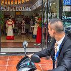 Çin'in Changsha kentinde 5s Robot mağazası açıldı