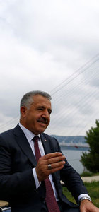 Ahmet Arslan: 2'nci neşter Avrasya Tüneli