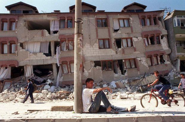 Depremden en fazla etkilenecek ilçeler ve nüfus yoğunluğu