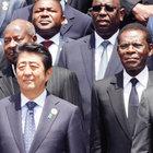 Japonya Başbakanı Afrika'ya 30 milyar dolarlık söz verdi