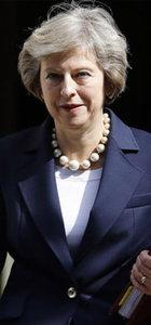 May'den meclise Brexit çalımı