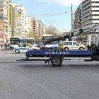Ankara'da 30 Ağustos'ta trafiğe kapalı yollar
