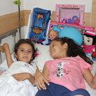 Gaziantep'te kardeşler patlamadan sonra ilk kez hastane odasında buluştu
