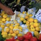 Limonun fiyatı yüz ekşitiyor