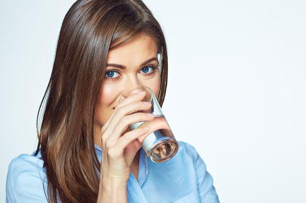 Aynı bardaktan kaç defa su içilebilir?