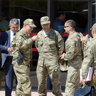 Korgenaral Zekai Aksakallı Gaziantep'te alınan güvenlik tedbirlerini denetledi