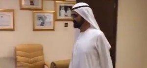 Dubai emirine Pazar sürprizi! Kimseyi bulamadı...