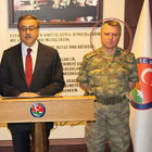 Şırnak İl Jandarma Komutanı Albay Özturhan ile bir binbaşı tutuklandı