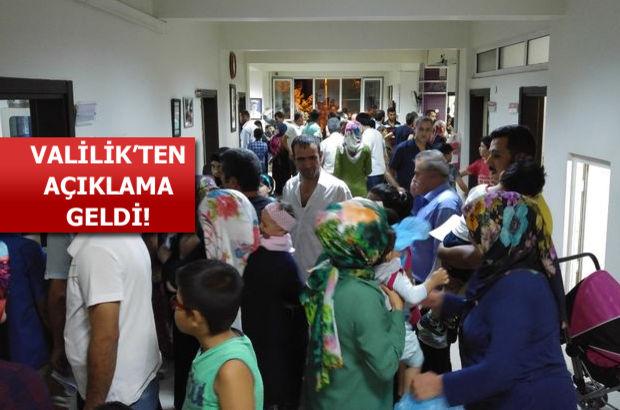 Elbistan'da 5 bin kişi hastanelik oldu!