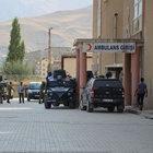Hakkari- Van yolunda PKK'dan bombalı tuzak: 1 şehit, 3 yaralı