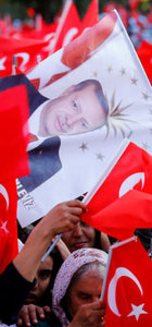 Cumhurbaşkanı Erdoğan Gaziantep'te: Onlar kaçacak, biz kovalayacağız