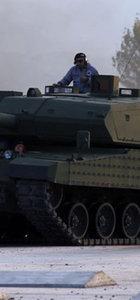 """Milli tank """"Altay"""" seri üretime geçiyor"""