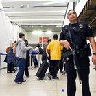 Los Angeles Havalimanı'nda saldırı paniği