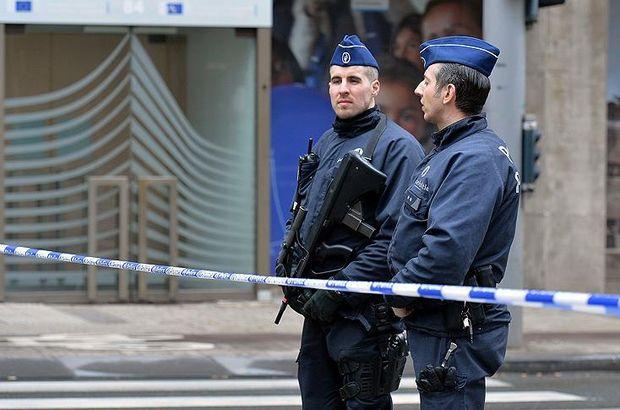 Brüksel'de enstitüye bombalı saldırı!