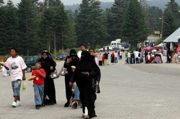 Hedef 250 bin Arap turist!