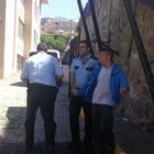 İstanbul'da polis ile çocuk kapkaççı kovalamacası