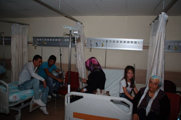 32 bin kişi hastanelik oldu