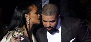 Rihanna ve Drake, MTV Video Müzik Ödülleri'ni salladı