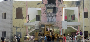 Yemen'de askeri kampa intihar saldırısı