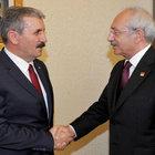 BBP Genel Başkanı Mustafa Destici'den CHP ziyaret