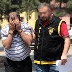 Adana'da fuhuş yapmaya gelenlerden sigara ve kola istedi