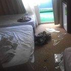 Edirneli otelciden, odaları pis bırakan tatilcilere tepki