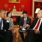 ABD Başkanı Barrack Obama ve Cumhurbaşkanı Recep Tayyip Erdoğan görüşecek