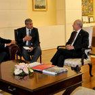 CHP Genel Başkanı Kemal Kılıçdaroğlu, Hollanda Dışişleri Bakanı Koenders ile bir araya geldi