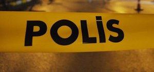 Polisin dur ihtarına uymayan araçta silahlar ele geçirildi