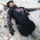 Kadın kılığına girip Türkiye'ye geçmek isteyen IŞİD'li öldürüldü