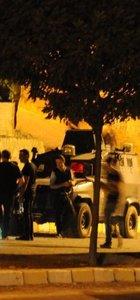Hakkari'de zırhlı polis aracının geçişi sırasında patlama