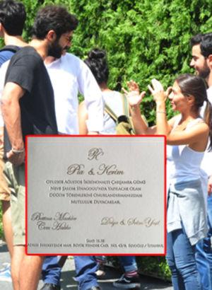 Pia'nın düğün hazırlıkları