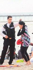 İngiltere'de burkini yasağına karşı kadın dayanışması