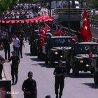 30 Ağustos Zafer Bayramı geçit töreni başladı