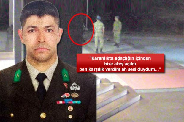 Şehit Ömer Halisdemir'i vuran darbeci konuştu!