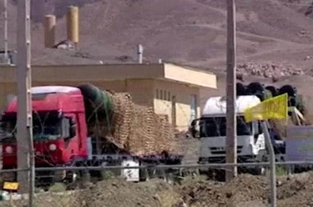 İran'ın nükleer tesislerine S-300 kalkanı
