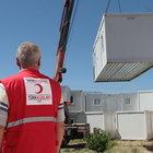 Türk Kızılayı'ndan Iraklı Türkmen göçmenlere yardım