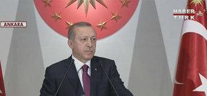 Cumhurbaşkanı Erdoğan: Hala bu ihanet çetesinin içinde yer alanlar vatan hainidir
