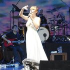Funda Arar, Bodrum'da konser verdi