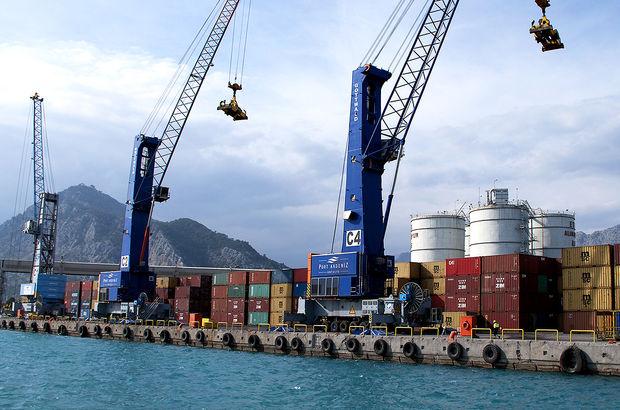 Temmuzda dış ticaret açığı azaldı