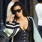 Kim Kardashian transparan