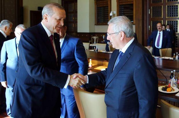 Aziz Yıldırım Recep Tayyip Erdoğan