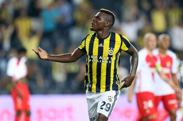 Fenerbahçe'de Emmanuel Emenike yeni araba aldı