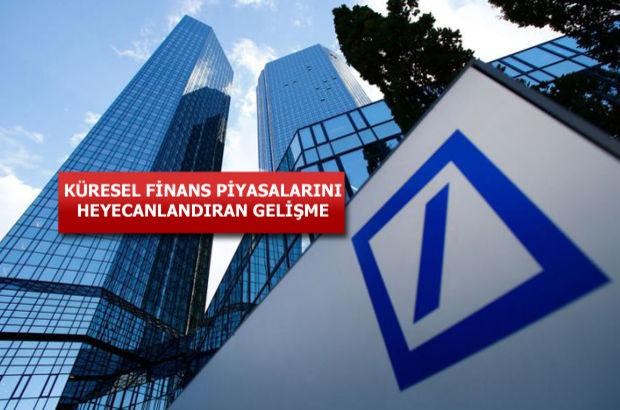 Deutsche Bank ile Commerzbank