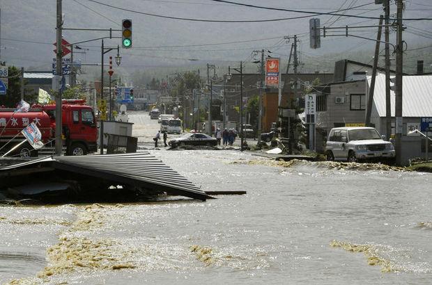japonya tayfun
