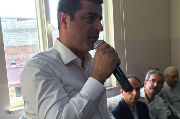Şanlıurfa'da Selahattin Demirtaş'ın da katılacağı mitinge yasak