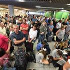 Frankfurt Havalimanı boşaltıldı! Şüpheli yakalandı