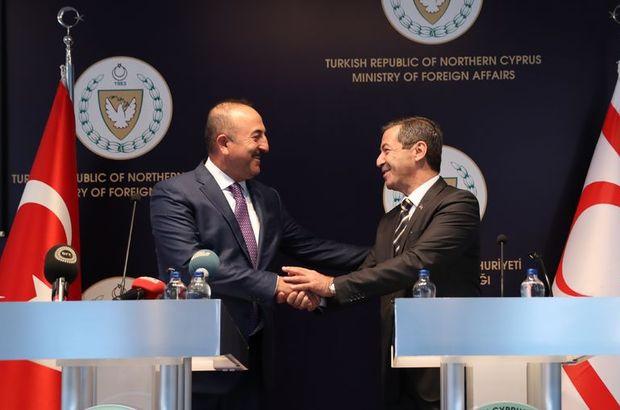 Bakan Çavuşoğlu'ndan KKTC'de önemli açılış