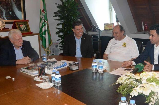 Ali Ay Bursaspor Al Ittihad