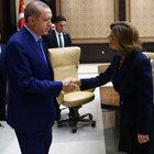 Cumhurbaşkanı Recep Tayyip Erdoğan, TUSİAD Başkanı'nı kabul etti